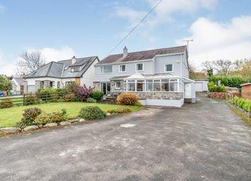 Thumbnail 5 bed detached house for sale in Rhostryfan, Caernarfon, Gwynedd