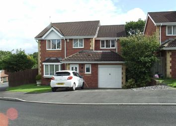 Thumbnail 4 bedroom detached house for sale in Oakwood Drive, Gowerton, Swansea