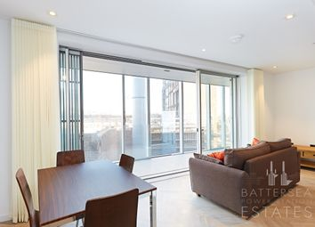 Thumbnail 2 bedroom flat to rent in Circus Road West, Battersea Power Station, Battersea, London