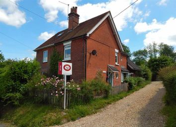 Thumbnail 3 bed semi-detached house to rent in Valdene Morgans Vale Road, Redlynch, Wiltshire