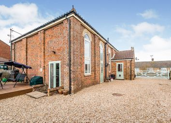 Thumbnail 4 bedroom detached house for sale in Marsh Road, Gedney Drove End, Spalding