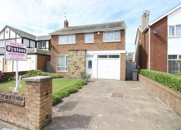 Thumbnail 4 bed detached house for sale in Freemantle Avenue, Blackpool