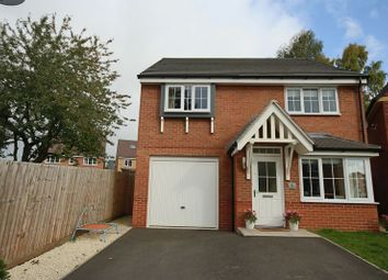 Thumbnail 4 bed detached house for sale in Hayeswater Grove, Yarnfield, Stone