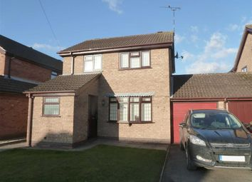 Thumbnail 3 bed link-detached house for sale in Alice Close, Bedworth