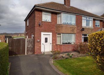 Thumbnail 3 bed semi-detached house for sale in Whitehill Road, Brinsworth, Rotherham