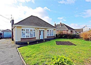 Thumbnail 3 bed detached bungalow for sale in Church Road, Tonteg, Pontypridd