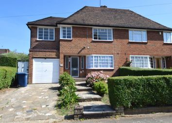 Thumbnail 4 bed property to rent in Vivian Way, Hampstead Garden Suburb