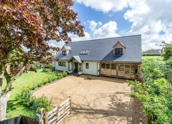 Thumbnail 5 bed detached house for sale in Middle Street, Litlington, Royston