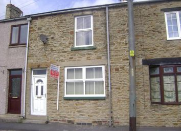 Thumbnail 2 bed terraced house to rent in Billy Row Green, Billy Row, Crook