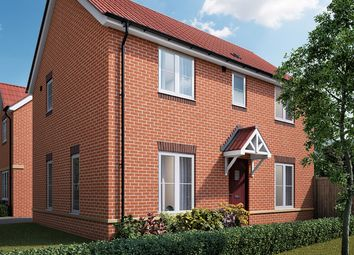 """Thumbnail 3 bed detached house for sale in """"The Mountford"""" at Halstead Road, Kirby Cross, Frinton-On-Sea"""
