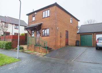 Thumbnail 3 bed link-detached house for sale in Woodend Road, Woolwell, Plymouth