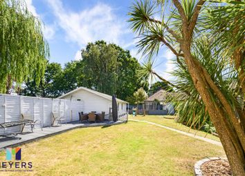 Thumbnail 4 bed detached bungalow for sale in The Grove, Christchurch