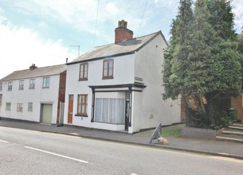 Thumbnail 3 bed terraced house for sale in Moat Street, Wigston, Leicester