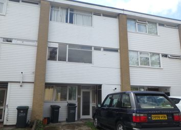 Thumbnail 4 bed town house to rent in Vicarage Drive, Northfleet, Gravesend