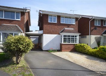 Thumbnail 3 bed detached house for sale in Malory Close, Stone