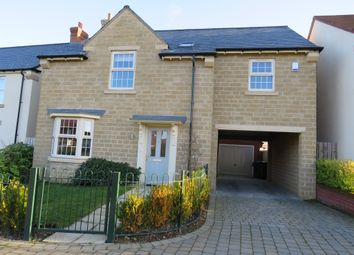 Thumbnail 4 bed detached house for sale in Ellerbeck Avenue, Nunthorpe, Middlesbrough