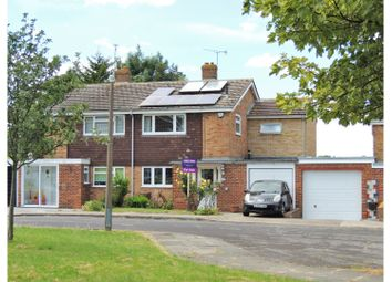 3 bed semi-detached house for sale in Canon Close, Rochester ME1