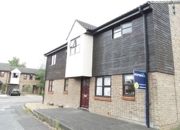 Thumbnail 1 bed terraced house to rent in Hythe Close, Forest Park