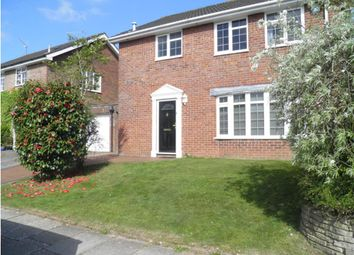 Thumbnail 4 bed detached house to rent in Ridgeway, Lisvane, Cardiff
