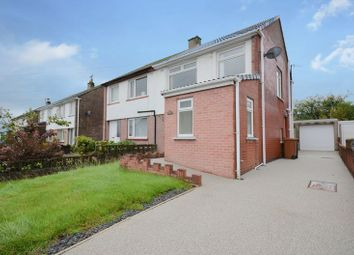 Thumbnail 3 bed semi-detached house for sale in Queens Close, Whitehaven