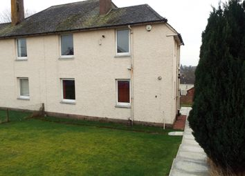 Thumbnail 1 bedroom flat to rent in Carleith Avenue, Duntocher, Clydebank, Glasgow