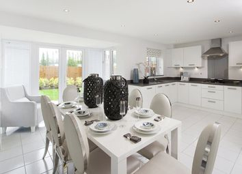 "Thumbnail 4 bedroom detached house for sale in ""Guisborough"" at Highfield Lane, Rotherham"