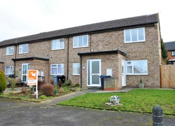 Thumbnail 2 bed maisonette for sale in Laburnam Close, Grantham
