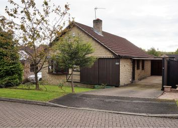 Thumbnail 3 bed detached bungalow for sale in Warren Close, Huthwaite, Sutton-In-Ashfield