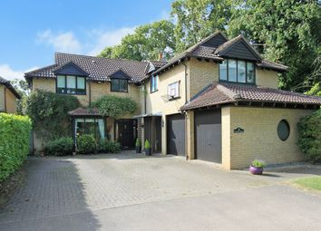 Thumbnail 5 bed detached house for sale in Fen End, Over, Cambridge