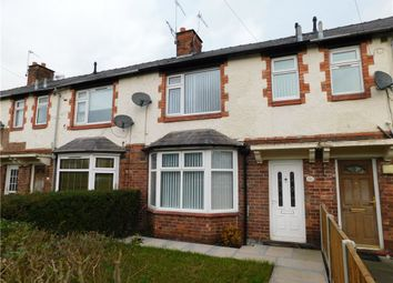 3 bed terraced house for sale in Alton Street, Crewe, Cheshire CW2