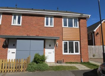 Thumbnail 2 bed end terrace house for sale in Belton Close, Teal Farm Park, Washington