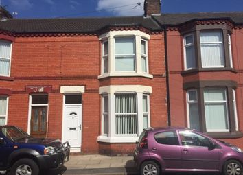 Thumbnail 2 bed terraced house for sale in Orleans Road, Old Swan, Liverpool