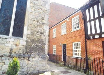 Thumbnail 4 bed terraced house for sale in St. Michaels Square, Southampton