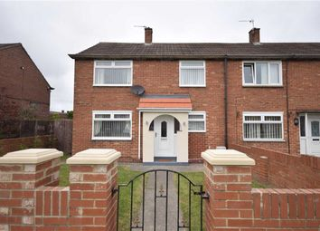 Thumbnail 2 bed end terrace house for sale in Nevinson Avenue, South Shields