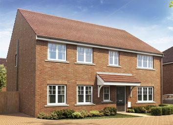 "Thumbnail 4 bed detached house for sale in ""The Holborn"" at Manor Lane, Maidenhead"