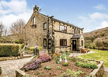 Thumbnail 4 bed detached house for sale in Reap Hirst Road, Birkby, Huddersfield