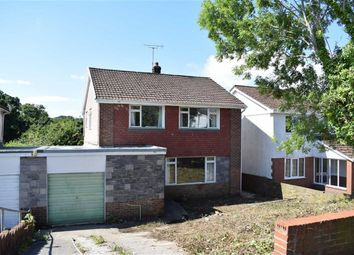 Thumbnail 4 bedroom detached house for sale in Rhyd-Y-Defaid Drive, Derwen Fawr, Sketty, Swansea