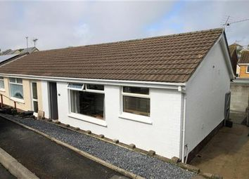 Thumbnail 2 bed semi-detached house for sale in Sarlou Close, Mumbles, Swansea