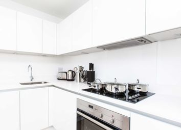 Thumbnail 1 bed flat to rent in Royal Quay, London