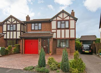 Thumbnail 4 bed detached house for sale in Wordsworth Close, Armitage, Rugeley
