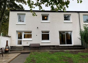 Thumbnail 3 bed terraced house for sale in Heather Court, Galashiels