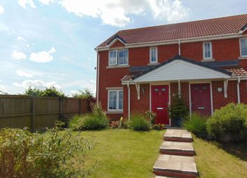 Thumbnail 2 bedroom semi-detached house for sale in Doric Road, New Brancepeth, Durham