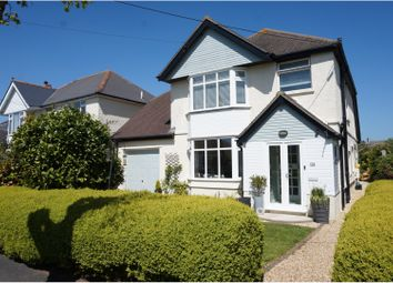 4 bed detached house for sale in Fairfield Road, Barton On Sea BH25