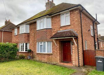 Thumbnail 3 bed semi-detached house for sale in Evenlode Road, Bourne End