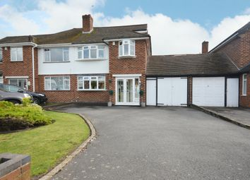 4 bed semi-detached house for sale in Queens Avenue, Shirley, Solihull B90
