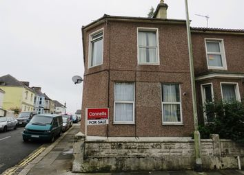 Thumbnail 2 bed flat for sale in Grenville Road, St Judes, Plymouth
