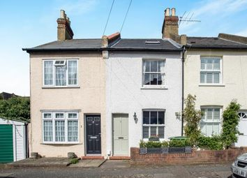Thumbnail 3 bed terraced house for sale in Esher, Surrey