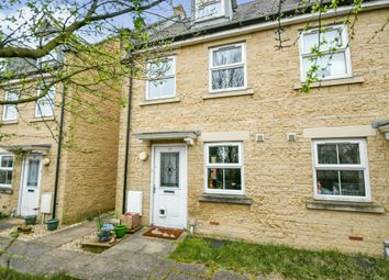 Thumbnail 3 bed end terrace house for sale in Stone Close, Corsham