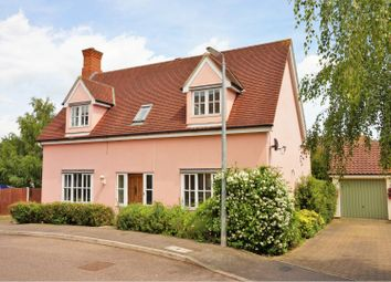 Thumbnail 4 bed detached house for sale in Ashingdon Heights, Rochford