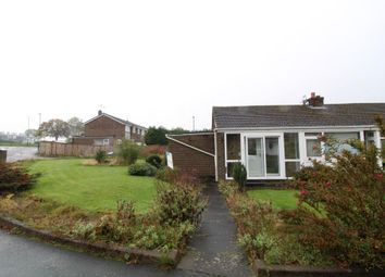 Thumbnail 2 bed semi-detached bungalow for sale in Caversham Road, Chapel House, Newcastle Upon Tyne